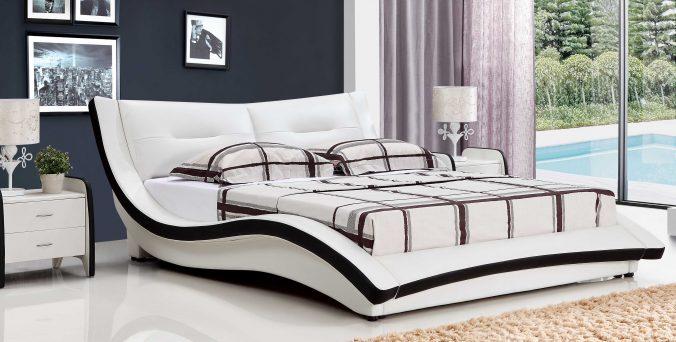 מיטה דגם גלית - לבן