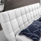 מיטה דגם סופיריור - לבן