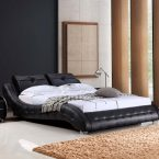 מיטה דגם טוקיו - שחור