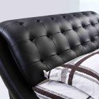 מיטה דגם קינג - שחור