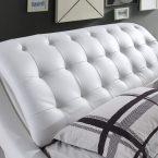 מיטה דגם קינג - לבן