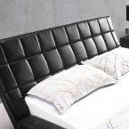 מיטה דגם סופיריור - שחור