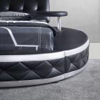 מיטה דגם פרימיום - שחור