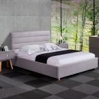 מיטה דגם עדן + ארגז מצעים - אפור