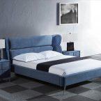מיטה דגם דרים - כחול