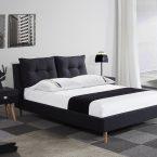 מיטה דגם קומפורט - שחור