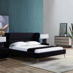 מיטה דגם דרים - שחור