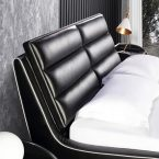מיטה דגם טקסס - שחור