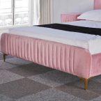 מיטה דגם גאיה - ורוד