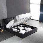 מיטה דגם קומפורט - ארגז מצעים