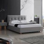 מיטה דגם בייסיק + ארגז מצעים - אפור