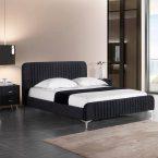 מיטה דגם גאיה - שחור