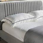 מיטה דגם גאיה - אפור